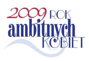 logo Rok Ambitnych Kobiet