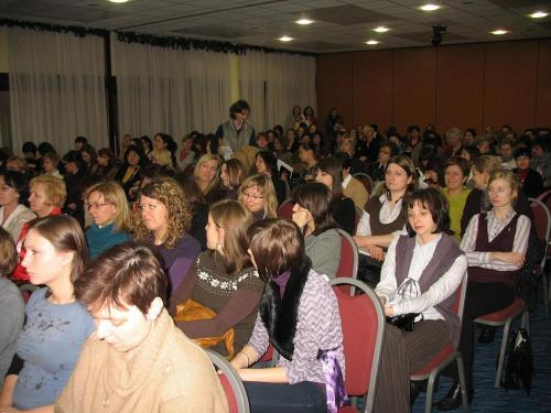 Rok Ambitnych Kobiet - pełna sala