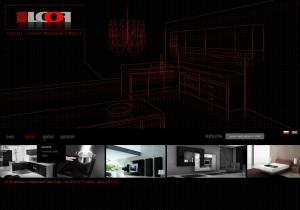 Strona internetowa LooF art