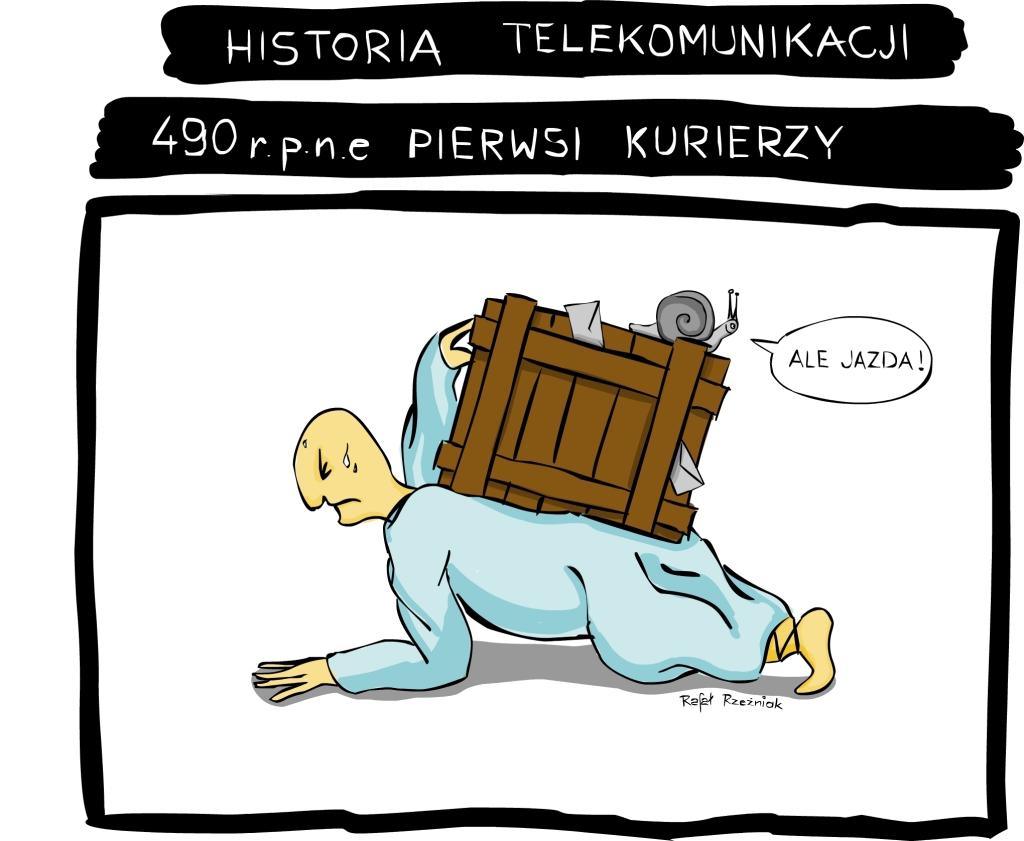 Pierwsi Kurierzy