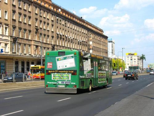 Autobus na baterie
